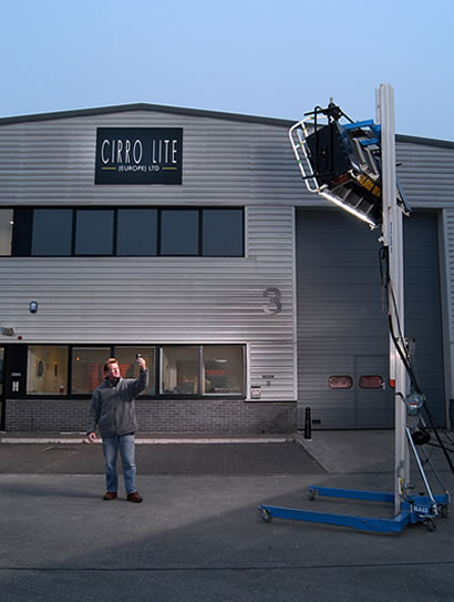 Cirro Lite headquarters