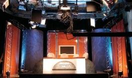 kino flo lights lighting tv talk show set