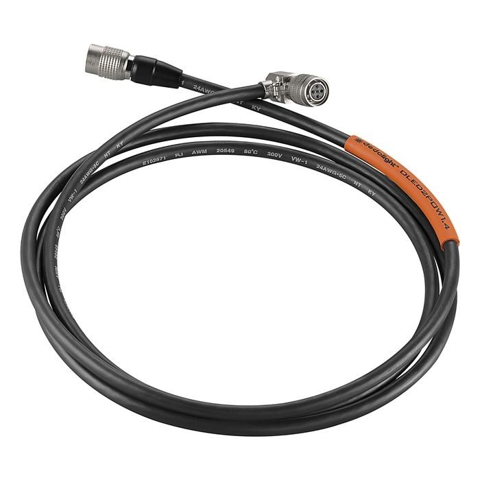 DT2-BAT / DT2-BI-BAT cable to light head, 140cm long