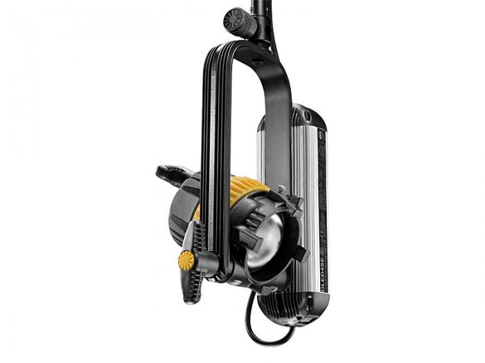 40W Focusing LED studio edition, BiColour incl. DMX Power Supply
