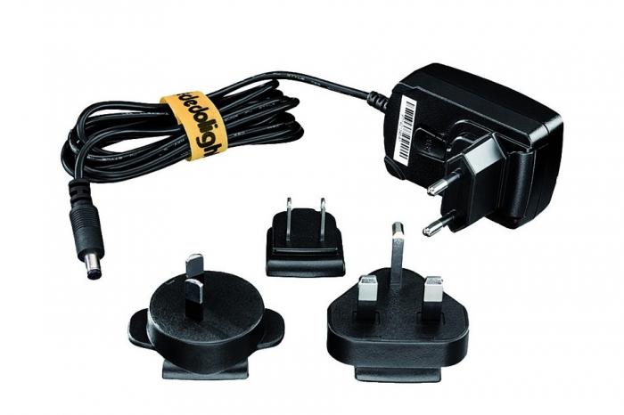 12VDC Power from mains (100-240V)   (Ledzilla Only)
