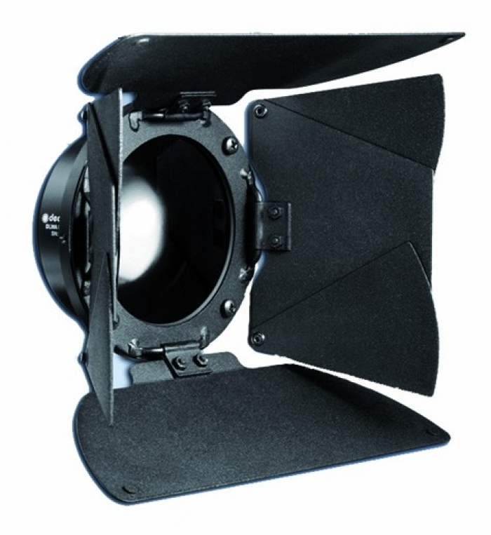 Wide angle attachment for classic dedolight like DLH4, DLHM4-300, etc. and sundance 200 focusing lights