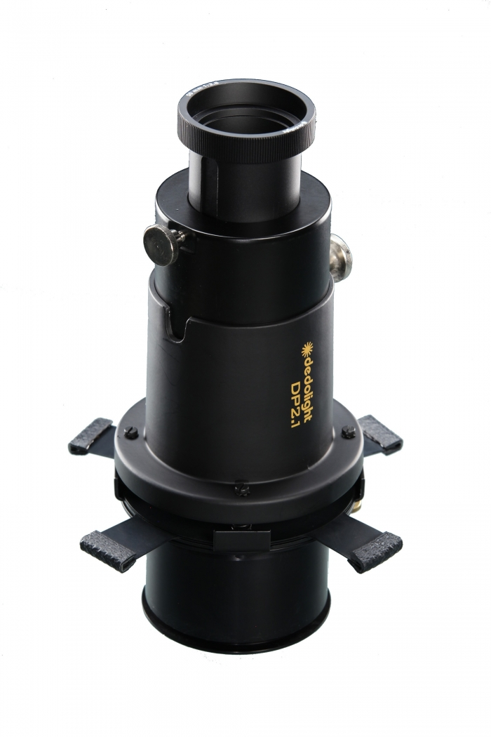Imager projection attachment with 85mm lens (fits DLH4 & DLED4) - Built in shutters