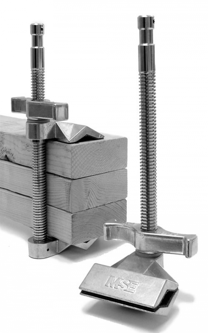 "Matthellini Clamp — 6"" End Jaw"