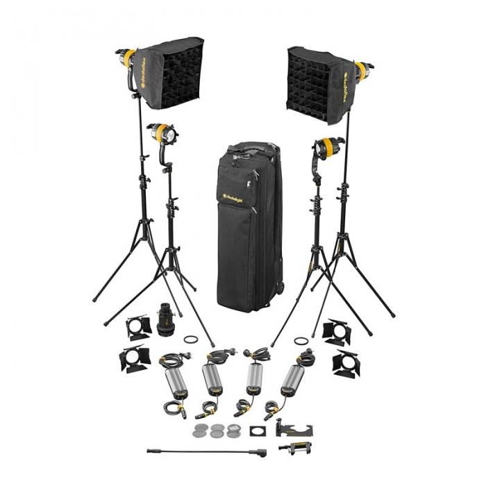 DLED4-BI - 4 Light DLED Kit - BICOLOR AC ( BASIC )