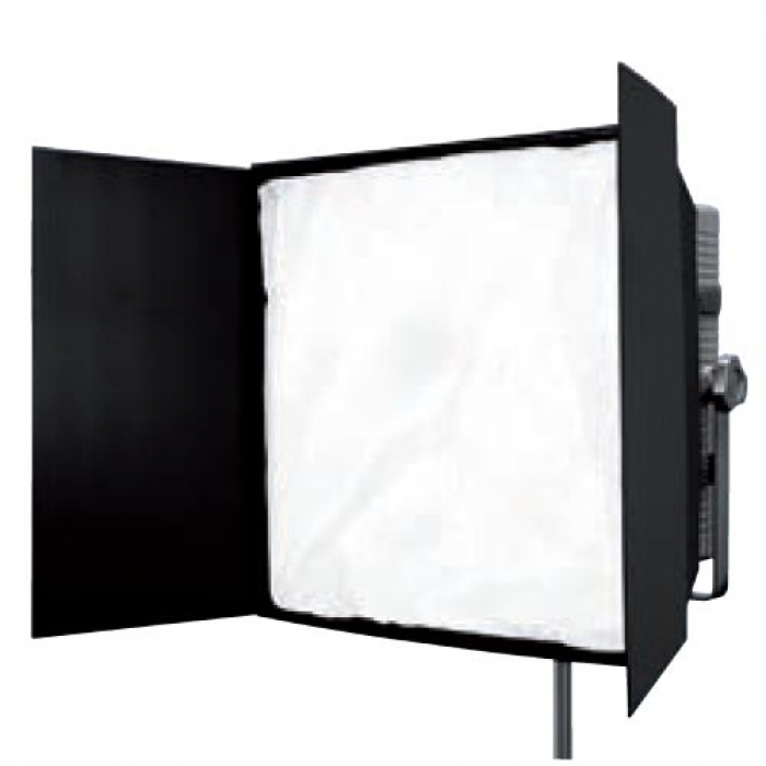 Felloni - Foldable softbox with 2 front diffusers (38 x 38 cm)