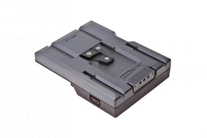 Kino Flo Block/V-Mount Adapter, 14.4V
