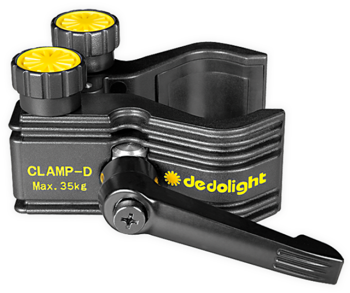 Dedolight CLAMP-D - High precision clamp