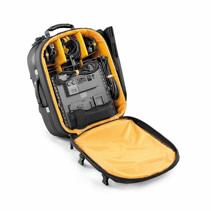Dedolight Backpack, small, with dividers for Felloni panel
