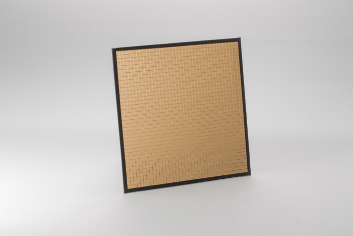 Dedolight EFLECT reflector multi-mirror gold 1, with magnet. 20 x 20 cm (7.9 x 7.9