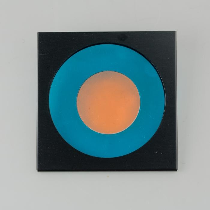 Dedolight EFLECT turquoise/orange gel filter, incl. holder