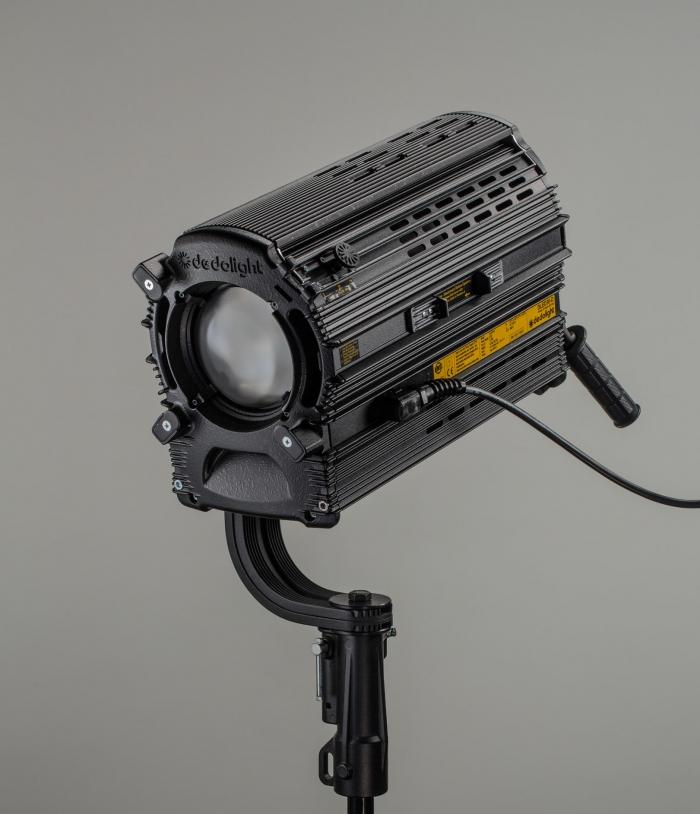 Dedolight 300W Focusing studio LED light - daylight, inc. DMX power supply