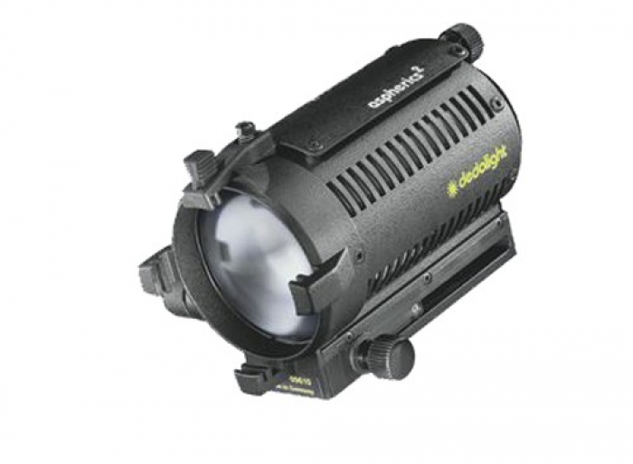 Dedolight classic focusable Tungsten Light Head, 100W/150W