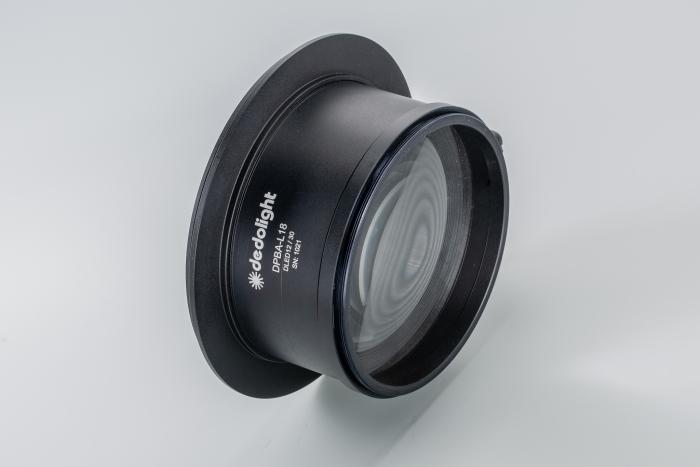 Dedolight Lightstream parallel beam adaptor attachment intensifier crls reflectors
