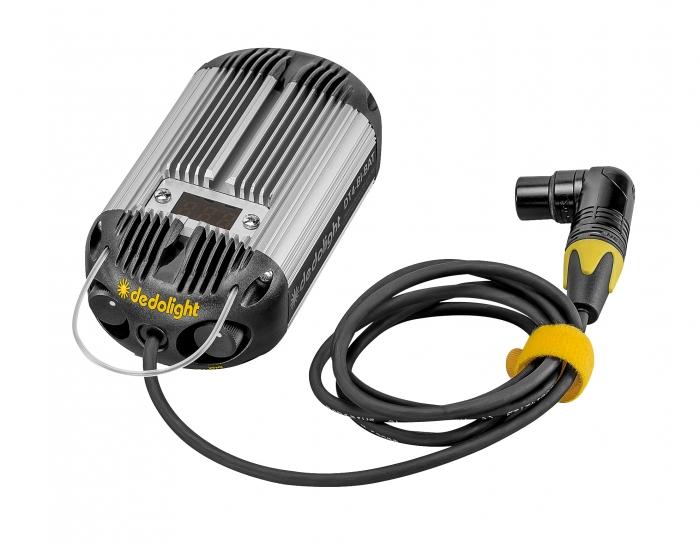 Bi Colour Power supply for 12V batteries for Dedolight DLED4-bi