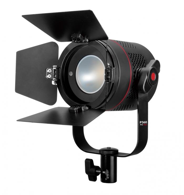 P360 Pro Plus fiilex Portable LED Light lighting fresnel arri aputure