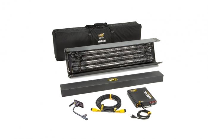 4ft 4Bank Select Kit (1-Unit) w/ Soft Case, Univ 230VAC
