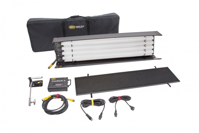 FreeStyle T44 LED DMX Kit,  Univ w/ Soft Case, LED Tubes RGBWW