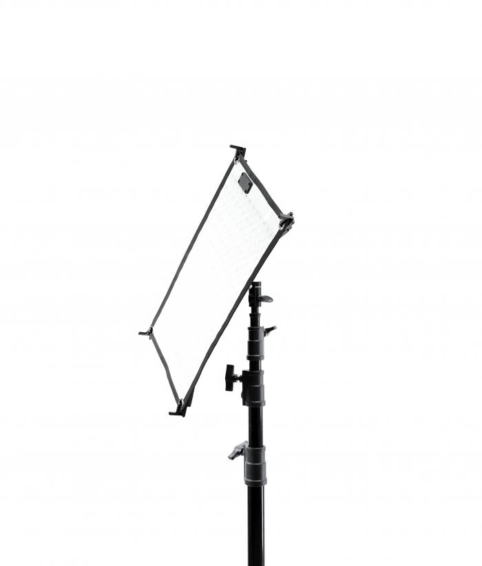 ProFlex 50W Bi-Colour Kit + Softcase profound soft light bendy flexible LED aladdin fomex