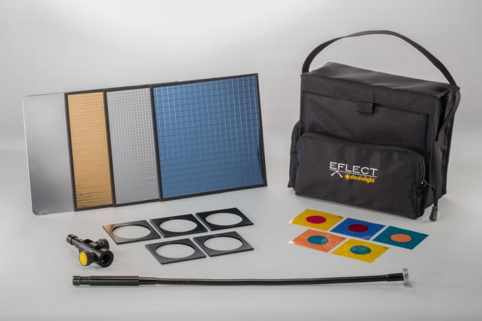 Dedolight Soft case kit EFLECT- Basic