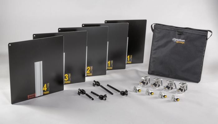 Dedolight Lightstream Reflector Kit - 50x50 cm