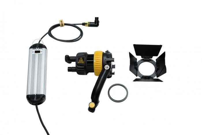Dedolight DLED 7 turbo tungsten temperature focusing LED lighting system