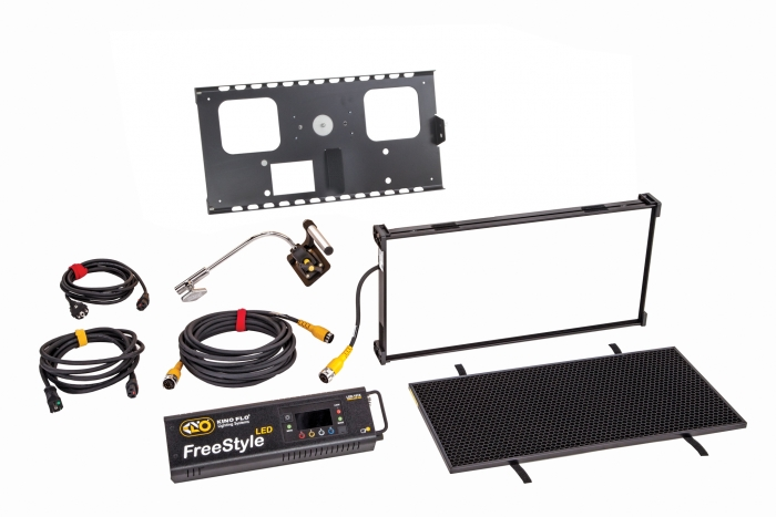 Kino Flo FreeStyle/GT 21 LED  DMX System, Univ
