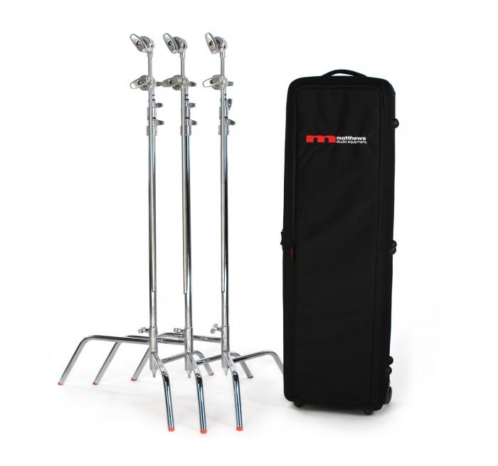 Matthews Grip TRIO C+ Traveler Kit