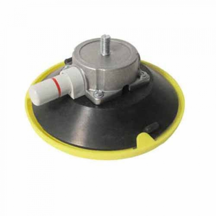 """Pump Cup - 6"""" Suction Cup w/ 3/8-16"""" Studs"""