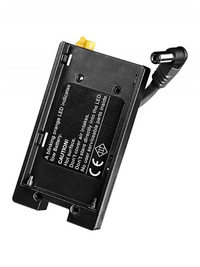 Battery holder SONY NP-F for DLED2 and DLED2HSM models