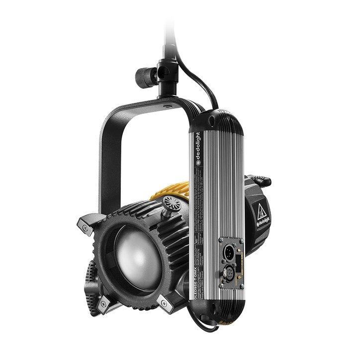 Dedolight 90W Focusing LED light head, tungsten incl. DMX power supply, studio edition