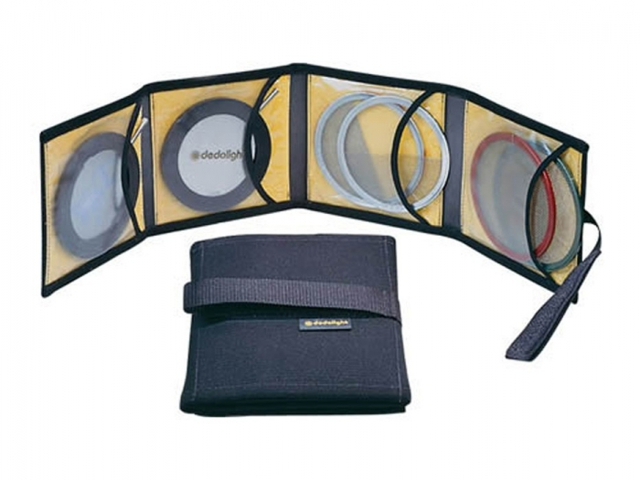Imager accessory pouch (gobos, scrims etc.)