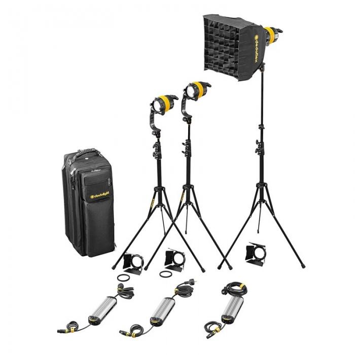 DLED4-BI - 3 Light DLED Kit - BICOLOR AC ( BASIC )