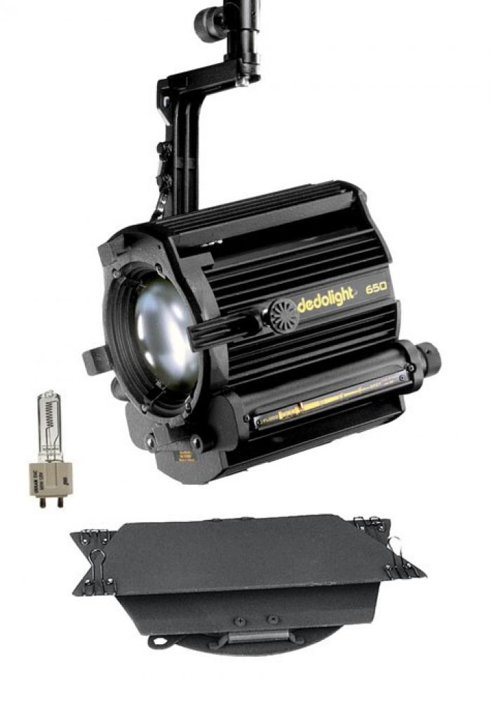 Dedolight 650W Tungsten Complete System