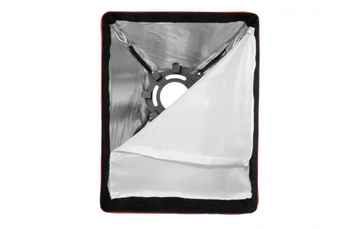Extra Small Softbox Kit - P Series fiilex p360 fresnel