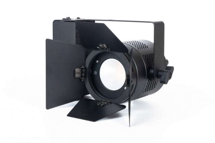 C360 Pro Plus Studio, Black Fiilex LED light lighting fresnel arri aputure