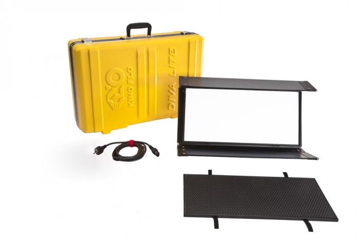 Diva-Lite LED 20 DMX Kit, Univ 230U w/ Flight Case