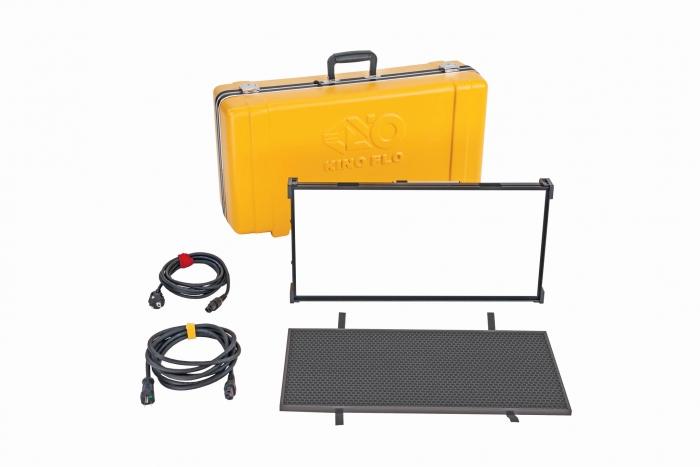 Kino Flo Diva-Lite 21 LED DMX Center Kit with Travel Case, Universal