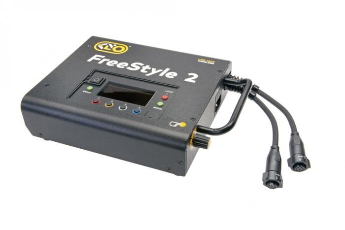 Kino Flo FreeStyle 120 LED DMX Controller, Universal 230U ballast transformer