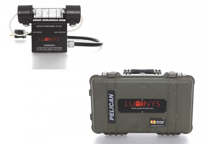 6.5K Luminys Blast light System