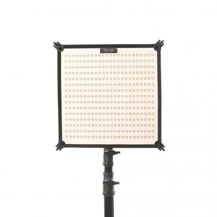 EZFlex 70W Kit + Softcase profound aladdin fomex flexible light fabric bendy