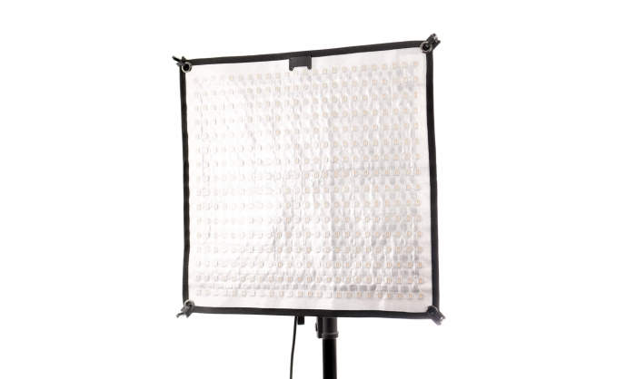 ProFlex 100W Bi-color Kit + Softcase profound soft light bendy flexible LED aladdin fomex