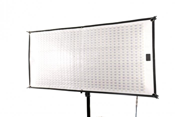 ProFlex 200W Bi-color Kit + Softcase profound soft light bendy flexible LED aladdin fomex