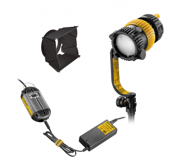 Dedolight DLED3 turbo bi-colour focusable led lighting system