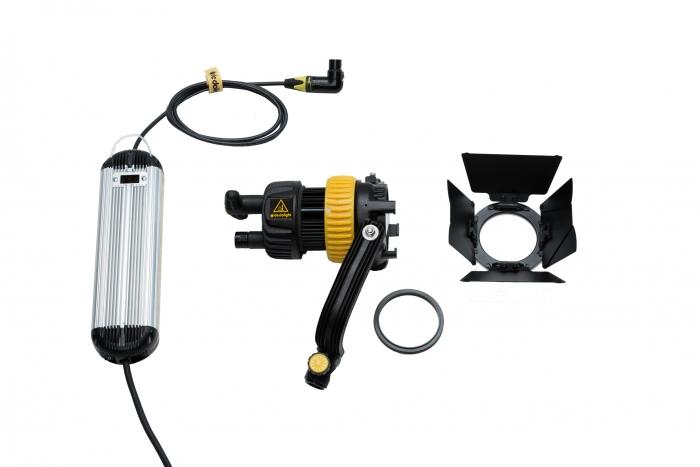 Dedolight DLED 7 turbo tungsten temperature focusing LED lighting system