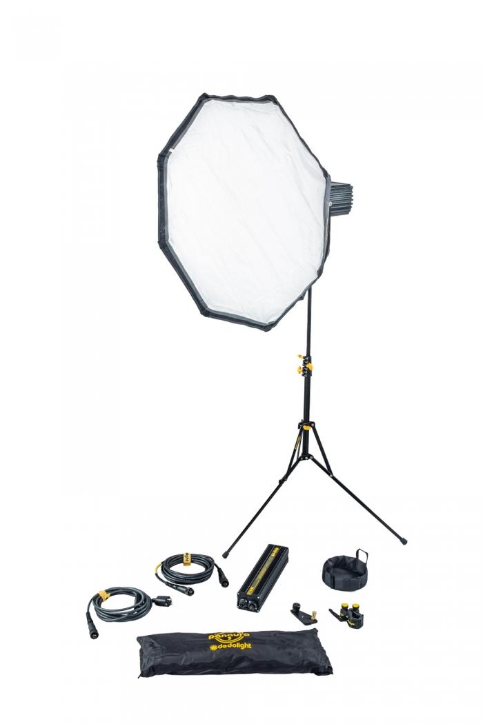 Dedolight Ledraptor 3 Octodome LED system, Bi-colour